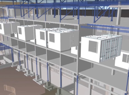 Plug and play – BIM Supercharges Modular Construction