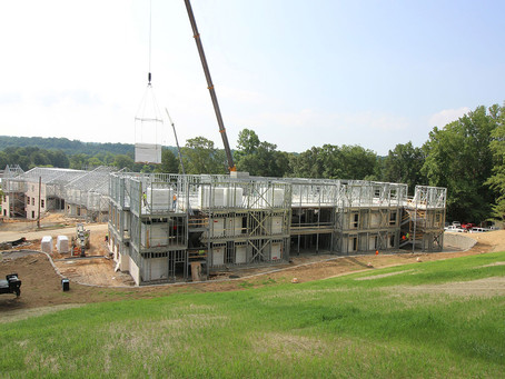Why Pre-fab Construction?