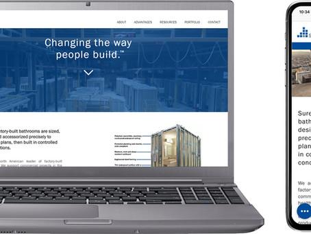 SurePods Launches New Website