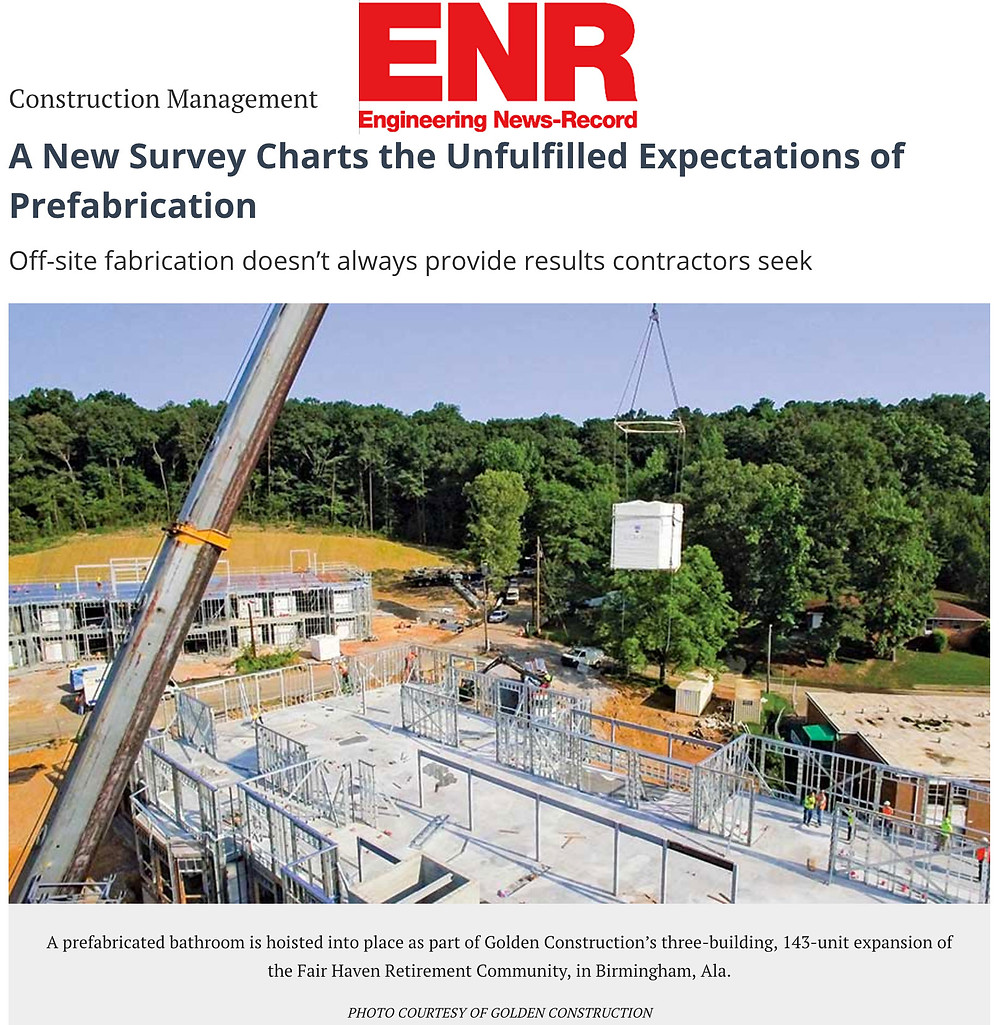 ENR News article link