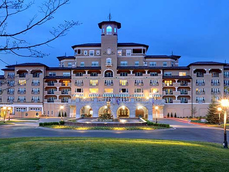 The Broadmoor West Renovation