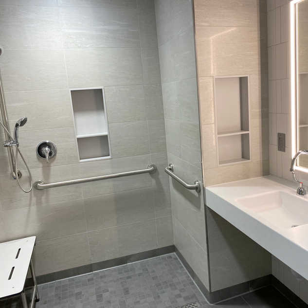 SurePods Healthcare modular bathroom pod