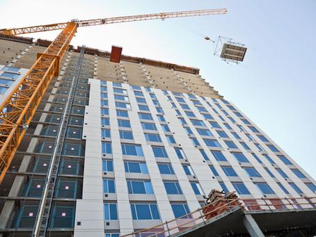 Adoption of Modular Hotel Construction