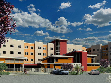 Kudos to Marriott on Opening another Modular-built Project: Marriott Residence Inn Long Island East