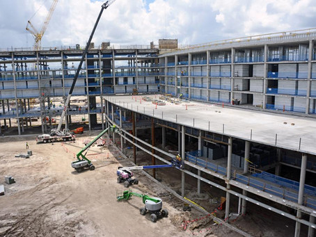 KPMG Keeps 800-Guestroom Learning Center On Schedule In Tight Orlando Labor Market