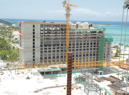 Many More Beds for Heads – Hotel Construction Growth to Continue Strong into 2019