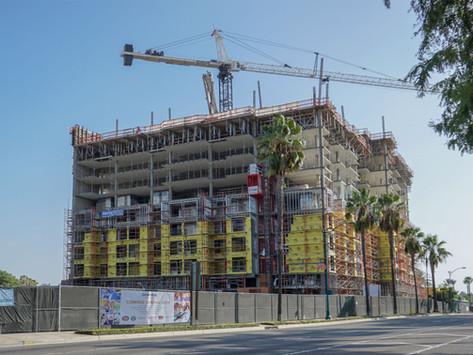 SurePods Prefabricated Bathrooms Help Speed California Hotel Construction
