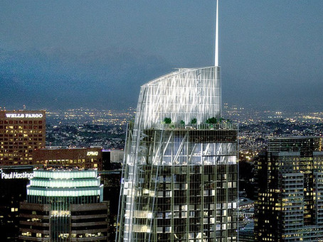 An Innovative Feat of Engineering and Design – Wilshire Grand