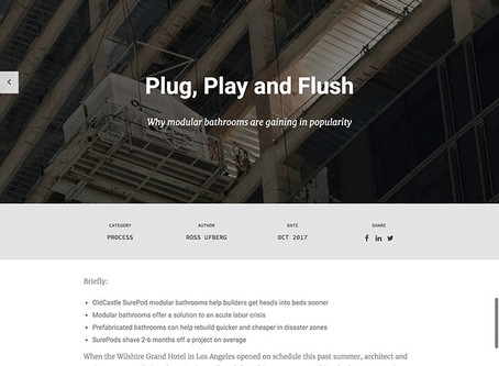 StrXur by Bluebeam – Plug, Play and Flush