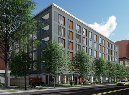 Projects in the Works – Multi-family apartment unit rises up in Cambridge, utilizes SurePods