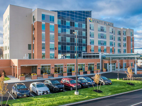 NEW HYATT PLACE AT APEX CENTER OF NEW ENGLAND OPENS