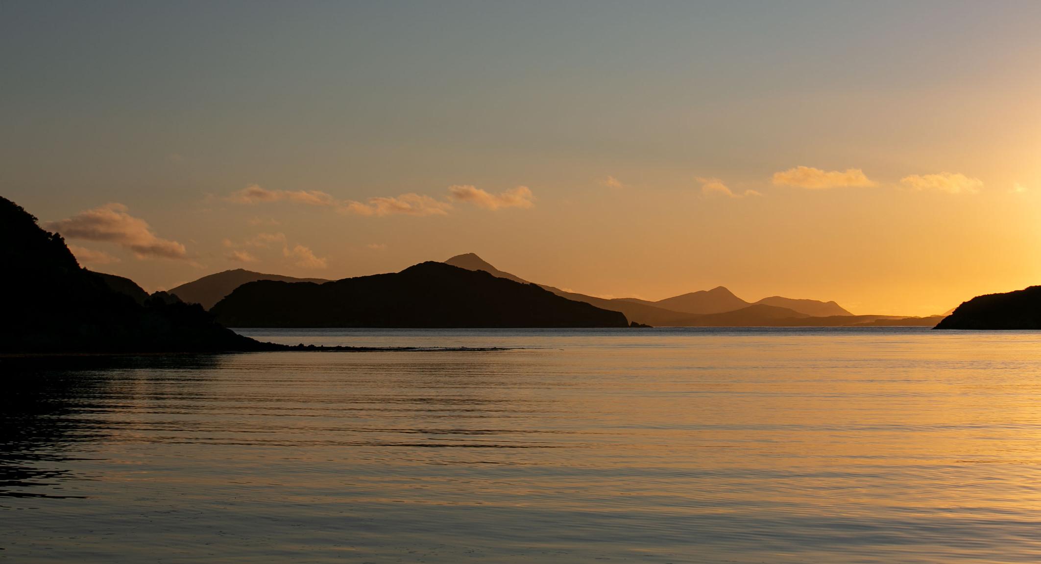 Port Davey looking north