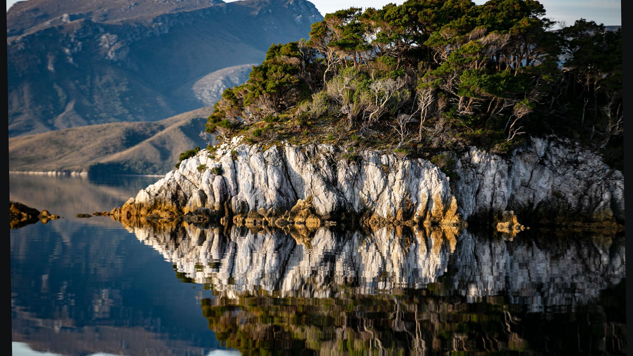 Granite Island  cu