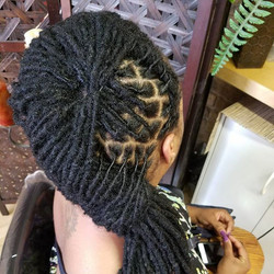 Loc maintenance and styling _ Glo On_Sty