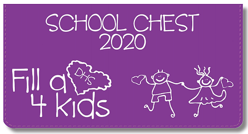 School Chest Checkbook