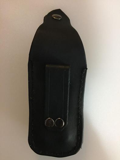 Belt strap on Back