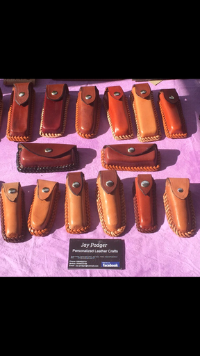 Selection of Pouches