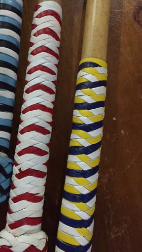NRL or AFL coloured handles