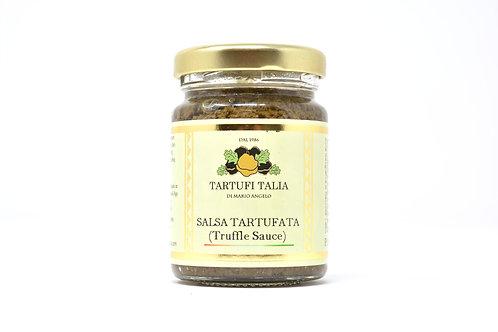 Salsa tartufata Peso Netto 90 g./ 180g./ 500g. /1kg.