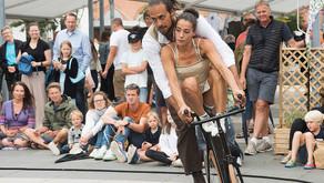 Cykelkunst og indbygget kaos