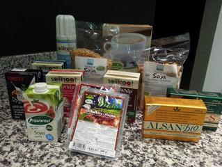 """Tag 4 - erster Einkauf mit """"veganem Blick"""""""