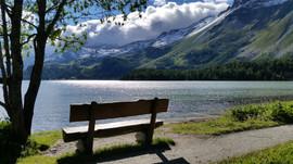 Wander-Ferien im Engadin