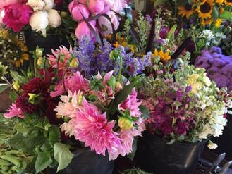 Flower Day Weekend