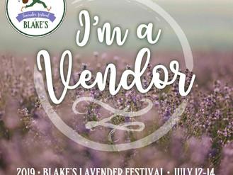 Lavender Festival in Armada Michigan