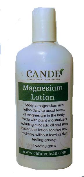 magnesium lotion new label erased