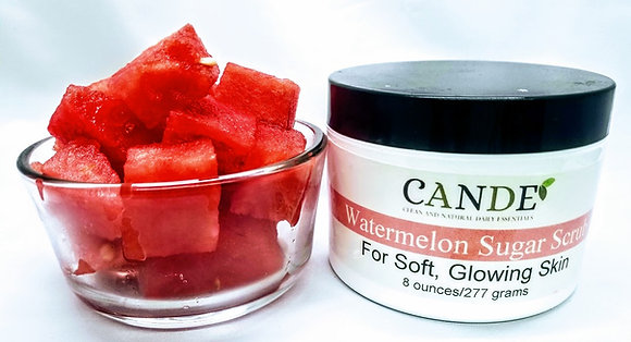 Watermelon Sugar Scrub