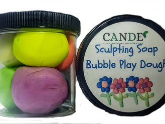 Bubble Play Dough - new product!