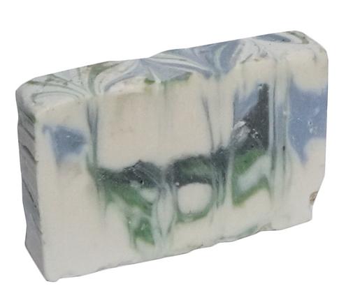 Green Tweed Goat Milk Soap for Him