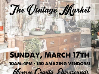 What are you doing Sunday?  March 17