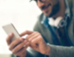 BondApp dating app pose