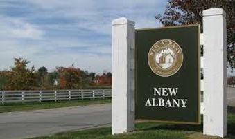 new albany mayors court