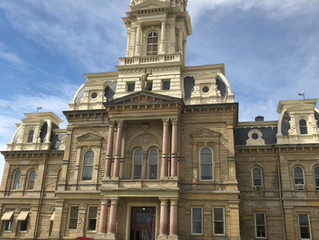 Two of the Nicest Courthouses in the State
