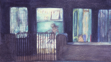 Young girl in the night, 1985.jpg