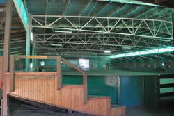 Indoor Lighted Arena