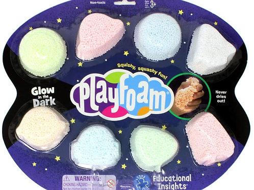 playfoam glow in the dark 8 pack