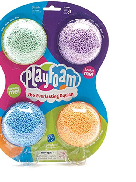 sparkle play foam (4 pack)