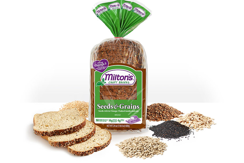 Seeds & Grains Bread