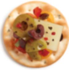Milton's Organic Olive Oil & Sea Salt Crackers, NON-GMO