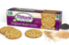 Milton's Gourmet Multi-Grain Crackers NON-GMO