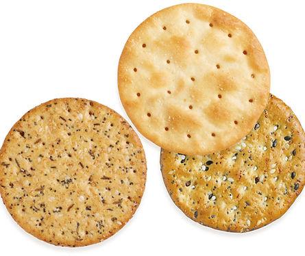 Milton's Gourmet Crackers NON-GMO