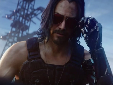 Keanu Reeves Infiltrates Cyberpunk 2077, Packing Twice the Punch