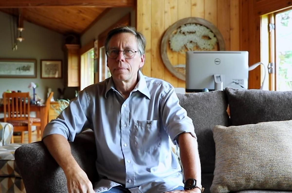 Bob Lazar interviewed for documentary
