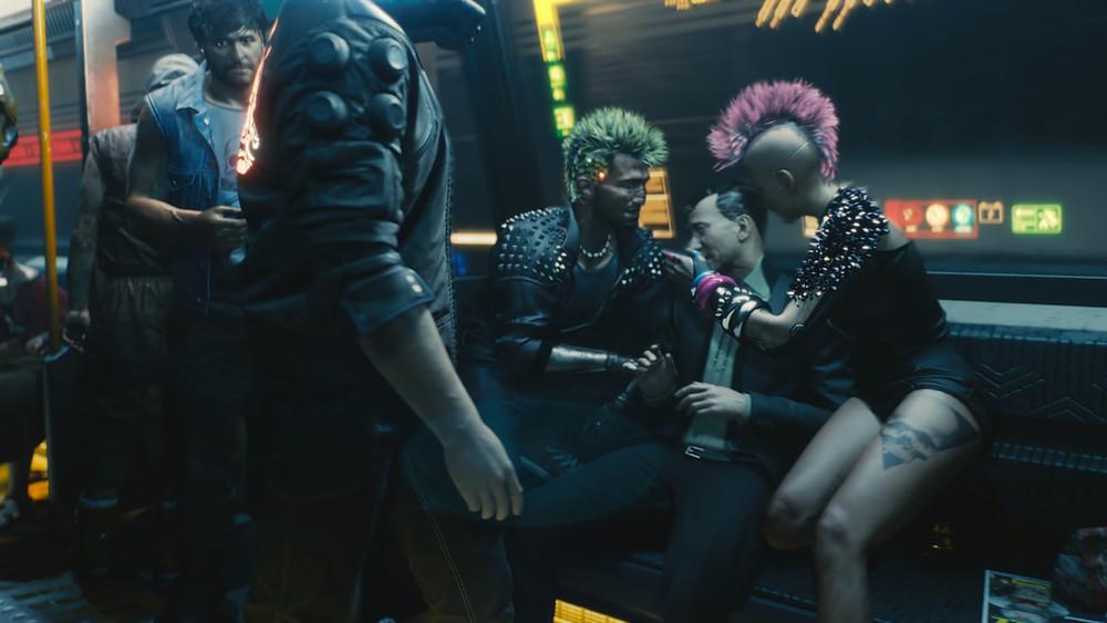 Gangs of Night City in Cyberpunk 2077