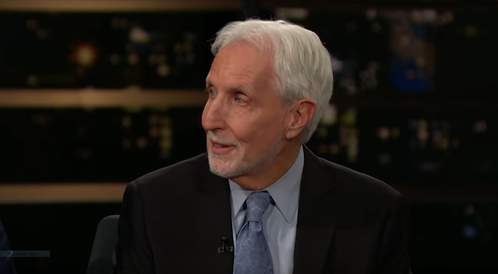 Dr. Gordon on Real Time with Bill Maher.
