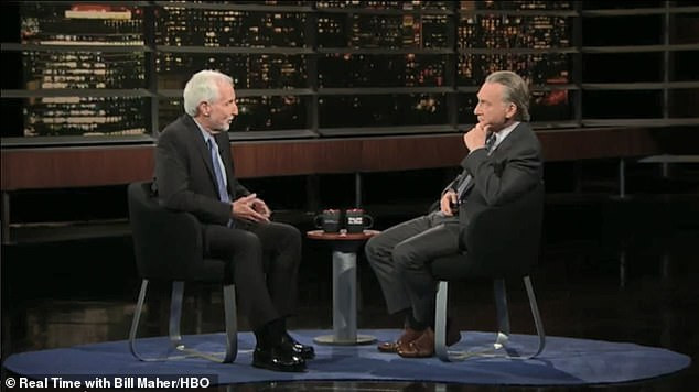 Dr. Gordon discusses medicine with Bill Maher on Real Time.