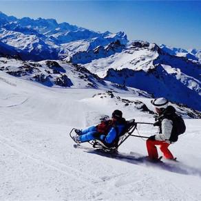 スキーが滑りたくても滑れなかった人へ
